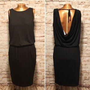 Trina Turk Jersey Dress with Pockets
